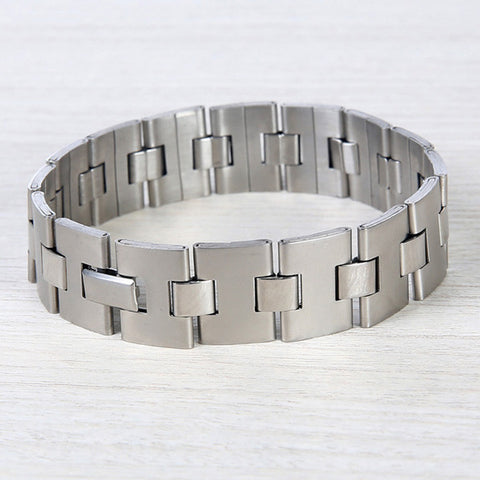 M/S Stainless Steel Bracelet - Gage - Anonymous L.A.