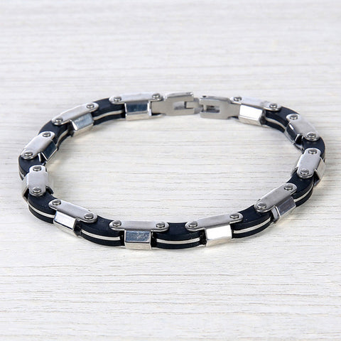 MM Stainless Steel Bracelet - Birch - Anonymous L.A.