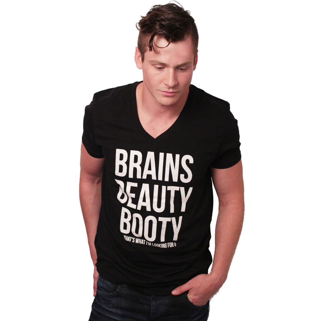 Brains/Booty T-Shirt - Anonymous L.A.