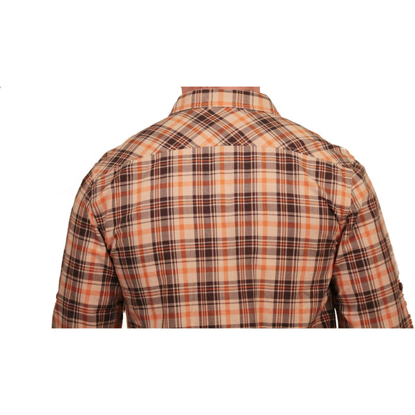 Dakota Grizzly Brewer Plaid Button-Up - Anonymous L.A. - 3