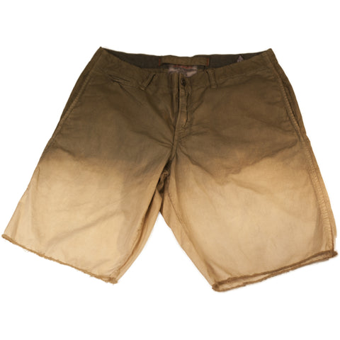 Brown Ombre Shorts - Anonymous L.A.
