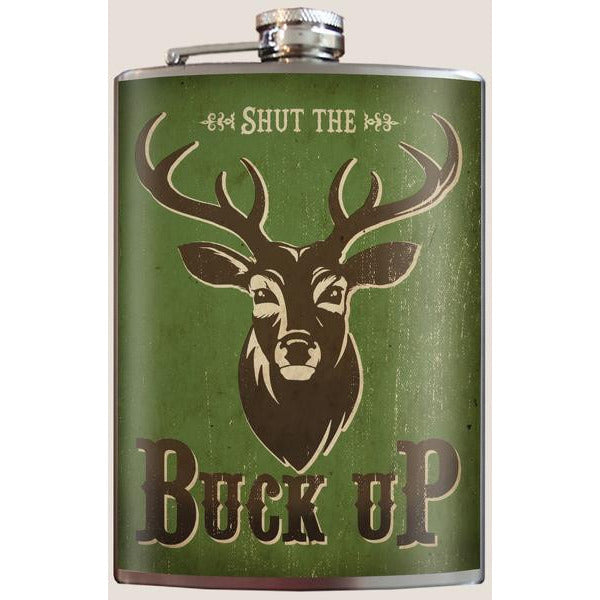 Buck Up! - Flask - Anonymous L.A.