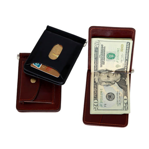 M/S Money Clip Wallet - Anonymous L.A.