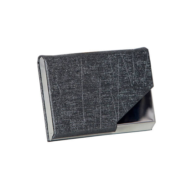 M/S Card Holder (Metalic Grey) - Anonymous L.A.
