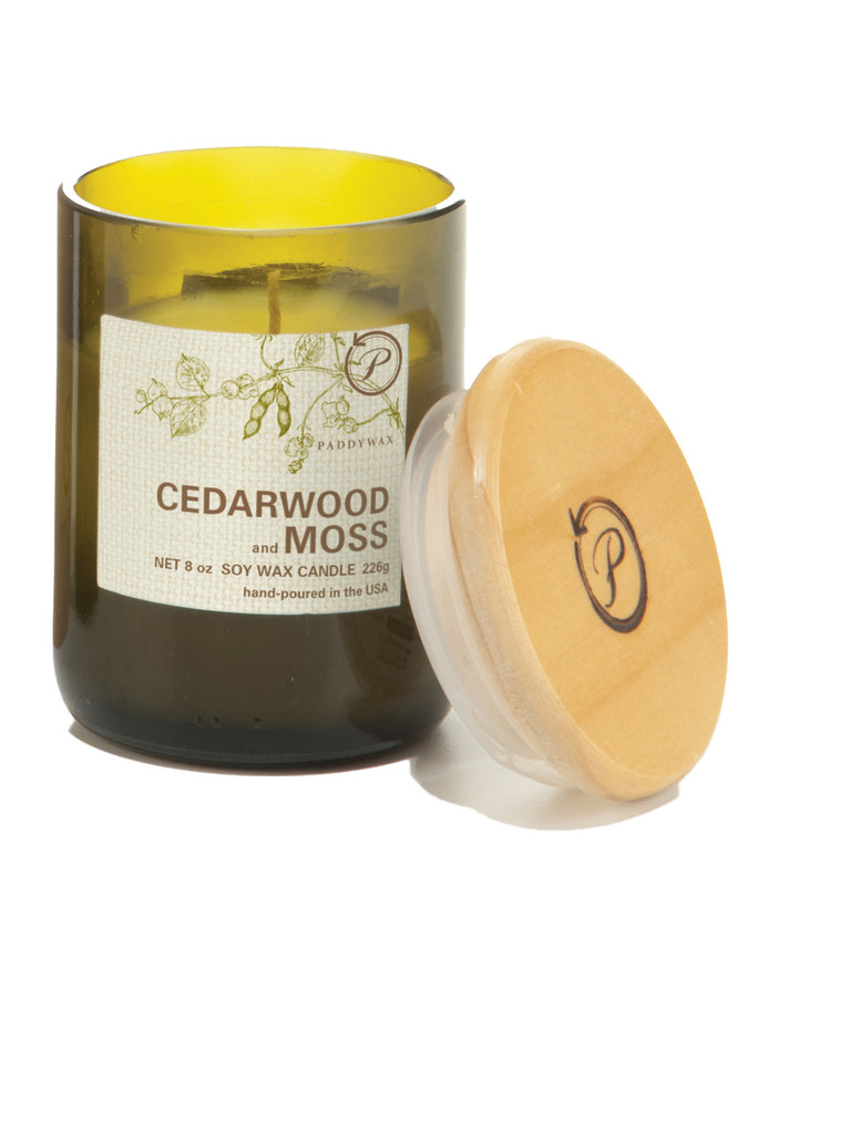 Cedarwood & Moss Eco Soy Candle