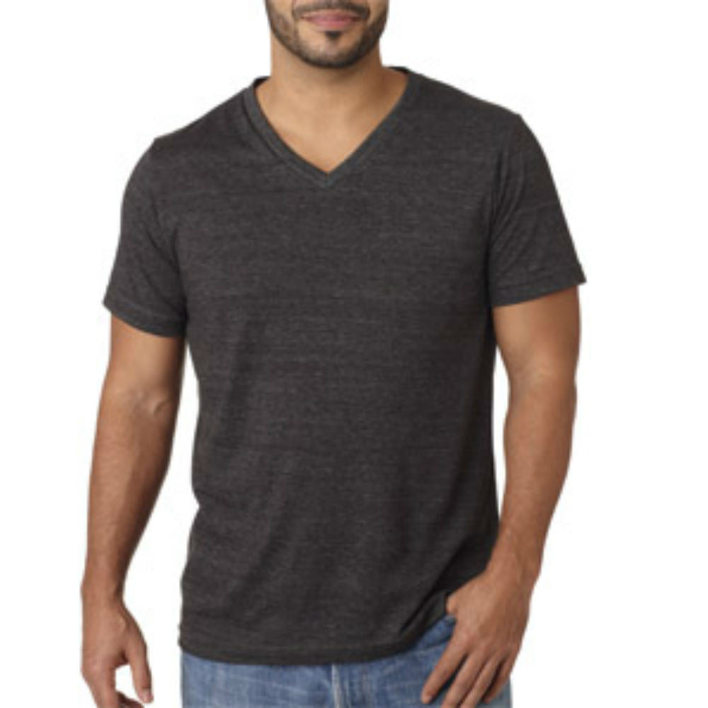 Bella + Canvas Unisex Triblend V-Neck Tee - Anonymous L.A. - 2