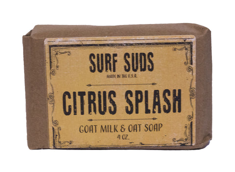 Citrus Splash Surf Suds
