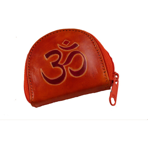 Om Coin Purse - Anonymous L.A.