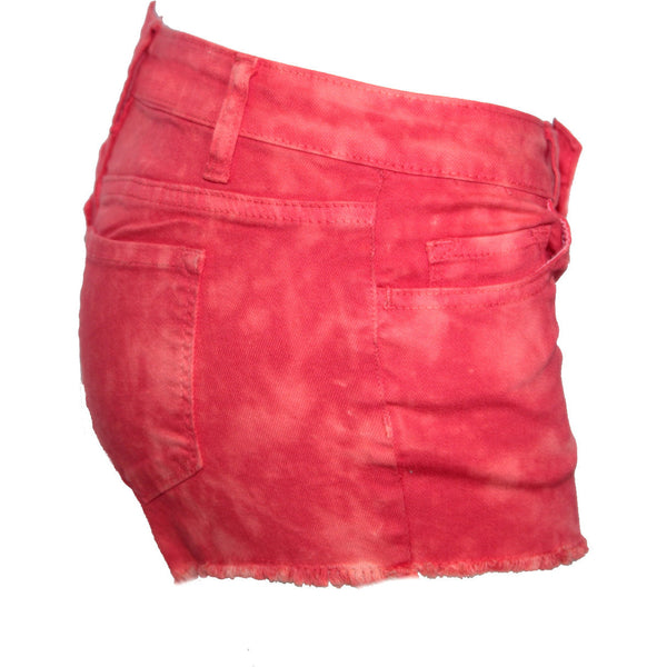 Klique B Coral Dye Shorts - Anonymous L.A. - 2