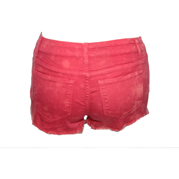 Klique B Coral Dye Shorts - Anonymous L.A. - 3