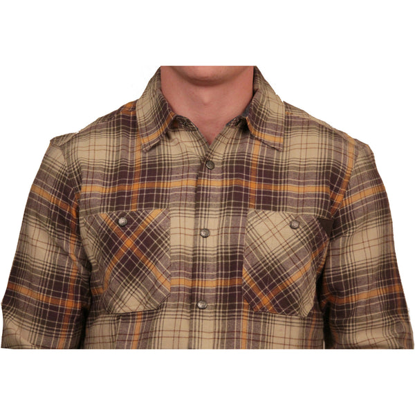 Dakota Grizzly Easton Flannel - Anonymous L.A. - 2