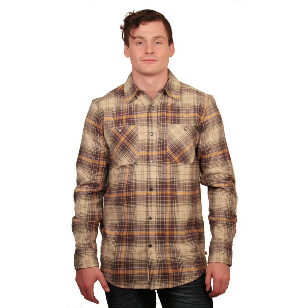 Dakota Grizzly Easton Flannel - Anonymous L.A. - 1