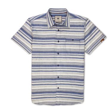 The Jackson Short Sleeve Cotton Shirt