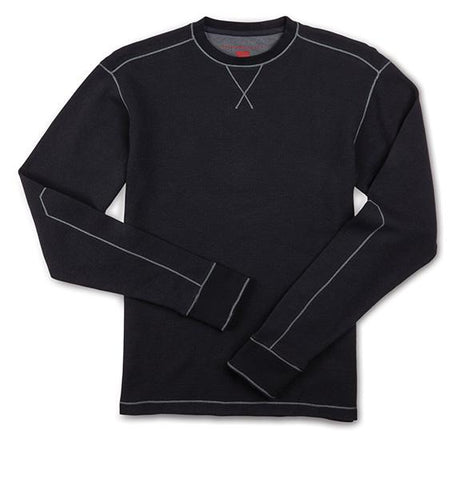 Trapper - L/S Thermal Shirt With Contrast Stitching