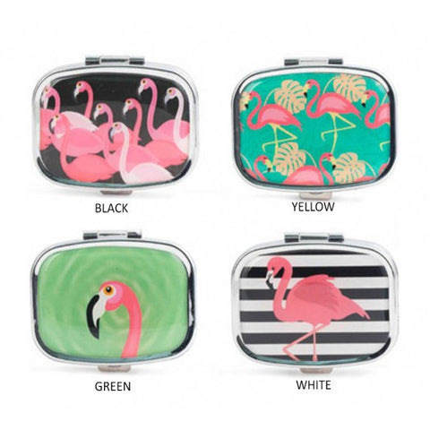 Flamingo Pill Box Assorted - Anonymous L.A. - 1