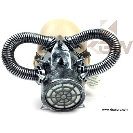 Steampunk Mask With Tubes
