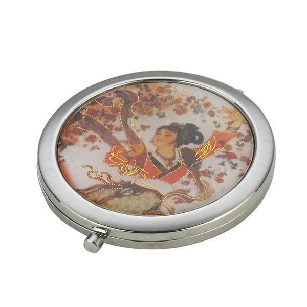 Compact Mirror with Geisha Girl - Anonymous L.A. - 1
