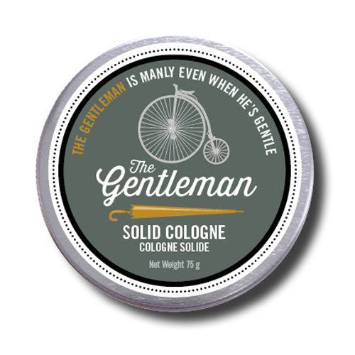 The Gentlemen - Solid Cologne