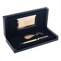 Mad Man Wood Executive Gift Set