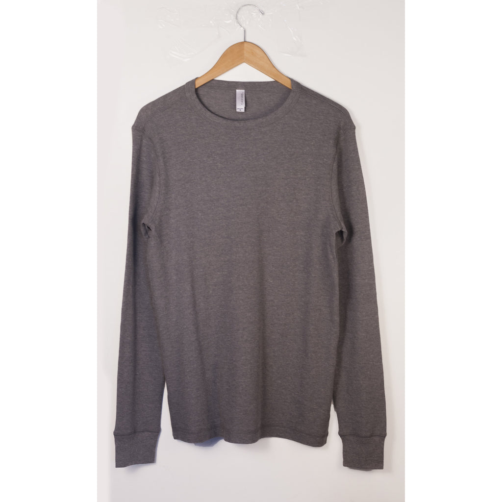 Men's Thermal Long Sleeve Tee
