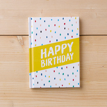 Happy Birthday Gift Book - Anonymous L.A. - 4