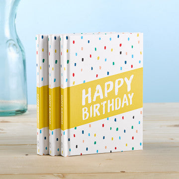 Happy Birthday Gift Book - Anonymous L.A. - 1
