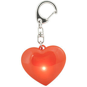 Heart LED Keychain - Anonymous L.A.
