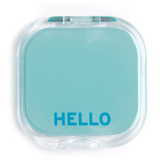 Hello (Gorgeous) Compact Mirror - Anonymous L.A. - 1