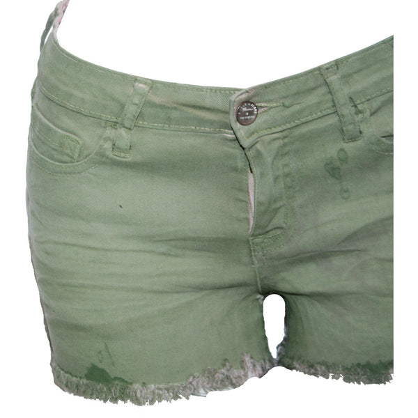 Klique B Vintage Garden Shorts - Anonymous L.A. - 3