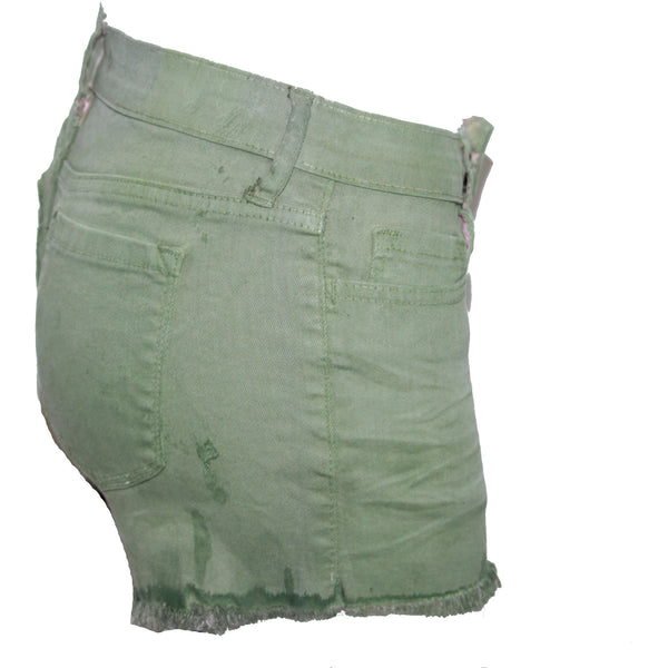 Klique B Vintage Garden Shorts - Anonymous L.A. - 2