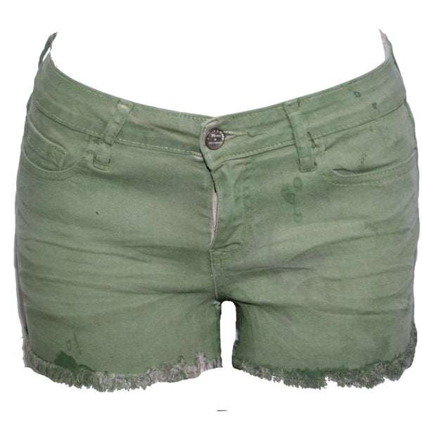 Klique B Vintage Garden Shorts - Anonymous L.A. - 1