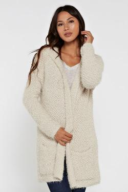 Super Soft Long Sleeve Cardigan Sweater