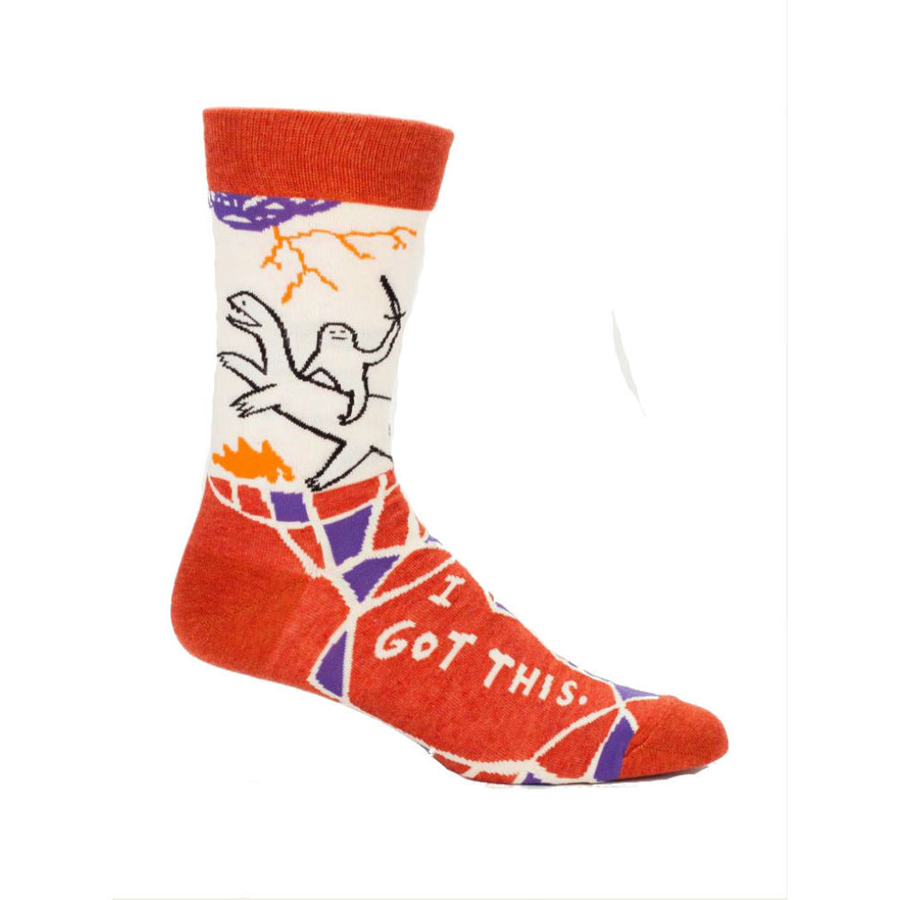 I Got This Men's Socks - Anonymous L.A.