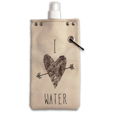 Toteable: I Heart Water