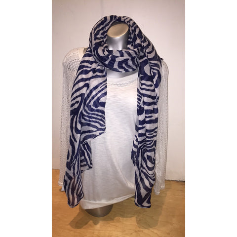 Animal Print Scarf #8229 - Anonymous L.A.