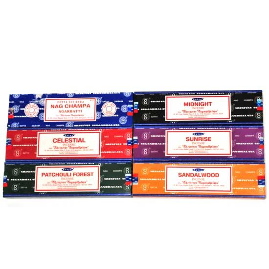Satya Nag Champa Incense 15 grams