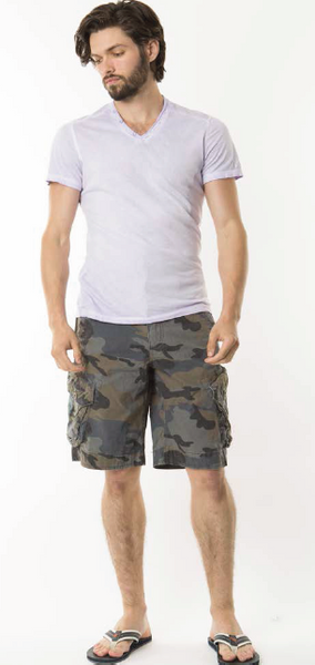 b32d2ad30cdc67 Jet lag Take Off 3 Cargo Shorts – Anonymous L.A.