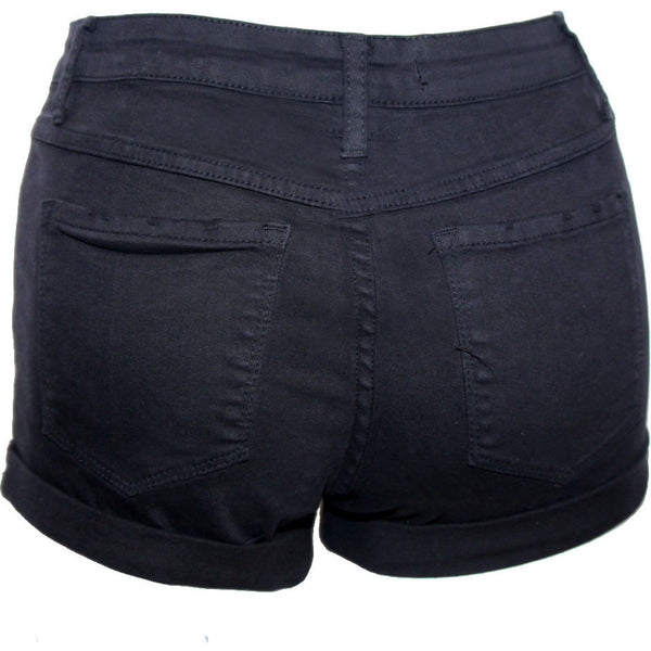 Journey High waist Shorts - Anonymous L.A. - 3