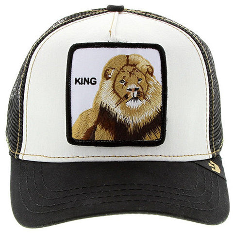 King Trucker Hat - Anonymous L.A.