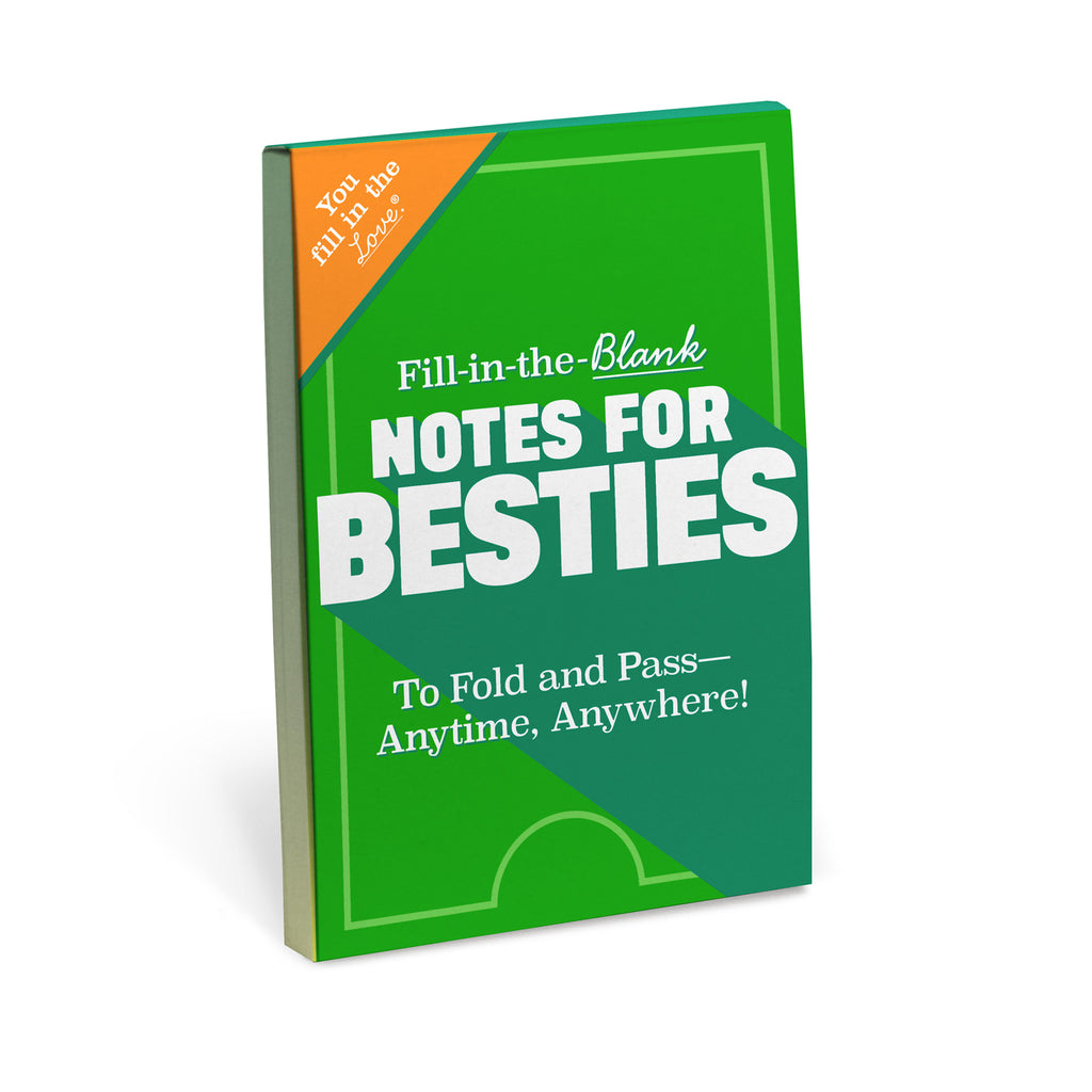 Fill in the Love® Notes for Besties
