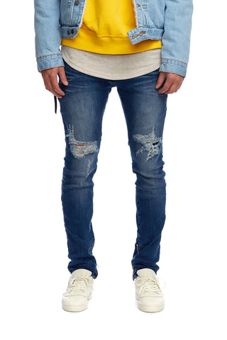Axel Denim Blue