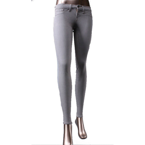 Flying Monkey Grey Skinny Jeans L7384ff - Anonymous L.A. - 1