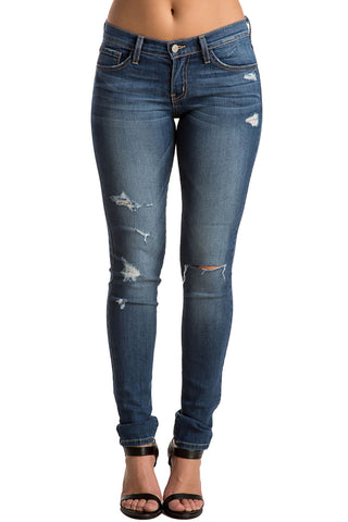 Distressed River Creek Jeans