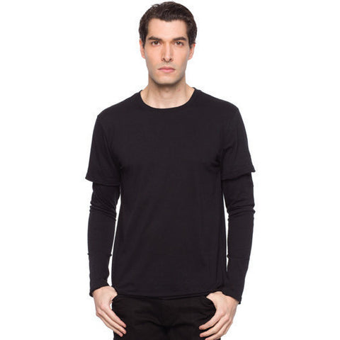 Lee-6049 - Double Sleeve(2fer) T-Shirts - Anonymous L.A. - 1