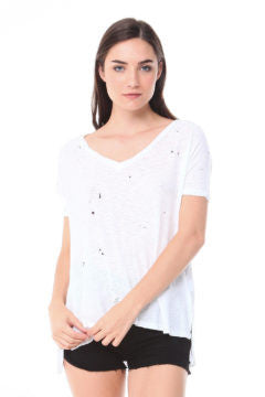 Lena T-Shirt V-Neck