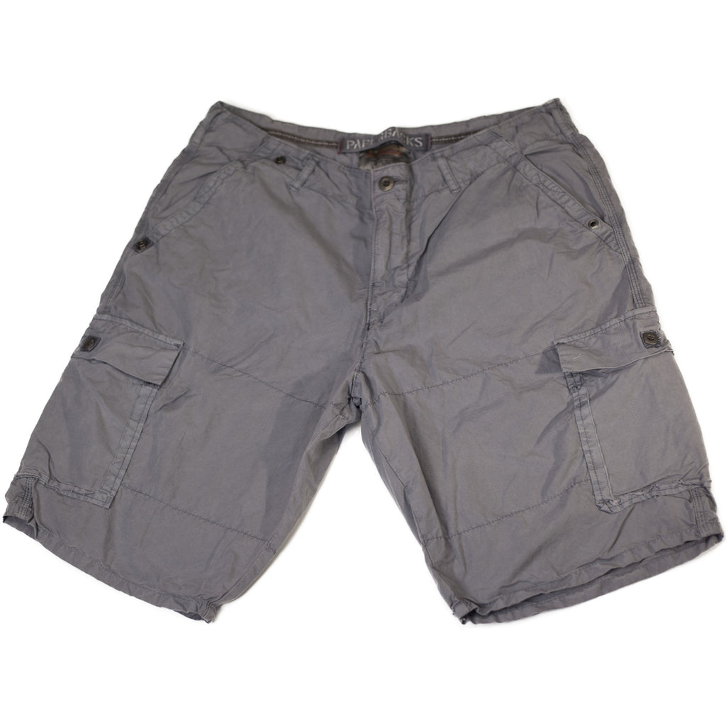 Light Grey Shorts - Anonymous L.A.