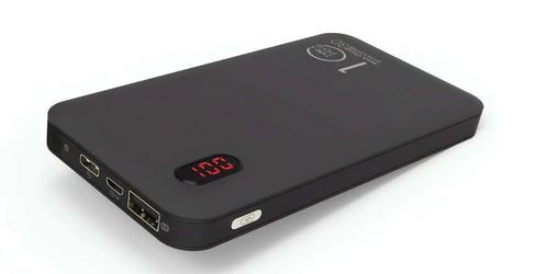 Men's All Plug Self Contained Mega Charger 20000mah