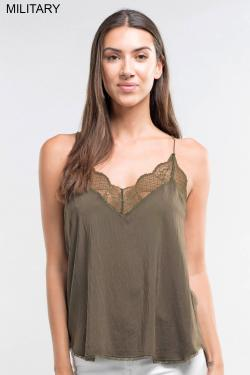 Lingerie Inspired Camisole