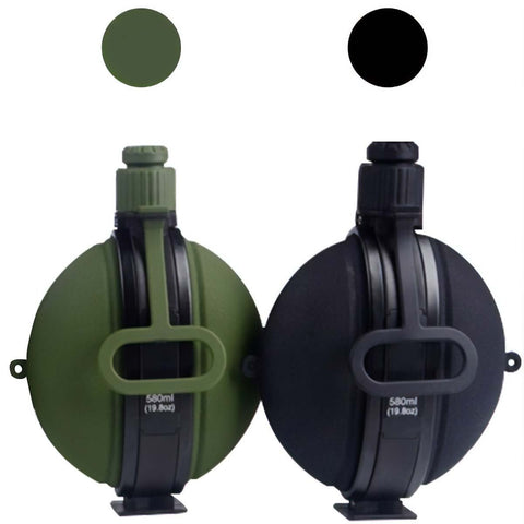 Men's Collapsible BPA Free Hot/Cold Canteen