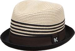 Men's Straw Fedora - Assorted